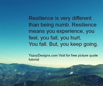 Resilience Quote by Yasmin Mogahed
