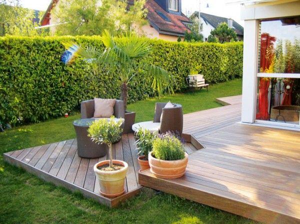 Terrasse En Bois Composite Ce Qu Il Faut Savoir Terrasse Bois Terrasse Bois Composite Idee Deco Jardin