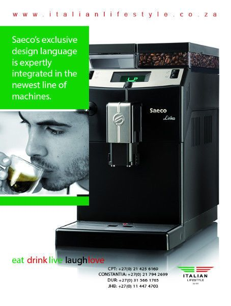 Coffee machine sales, repairs andservicing at our authorised servicecentres located in Johannesburg, Durban, Cape Town, Pretoria and Nelspruit. We service and repair SAECO espresso coffeemachines, including Saeco, SaecoDomestic, Saeco Commercial ..Established in 1997 with over 15 years experience in coffee roasting and espresso coffee machine repair. We also have a dealers located in Namibia. Cost to service and repair domestic machines is done quickly and effortlesslyand also sell parts…