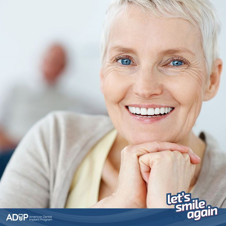 Why dental implants? It's the solution to replace lost teeth, chew, speak, and smile again, without limits!  #ADIP #LetsSmileAgain -- ¿Por qué implantes dentales? Solución para sustituir dientes que se hayan perdido, ¡volver a masticar, hablar y sonreír sin restricciones! #ADIP #ImplantesDentales #LetsSmileAgain