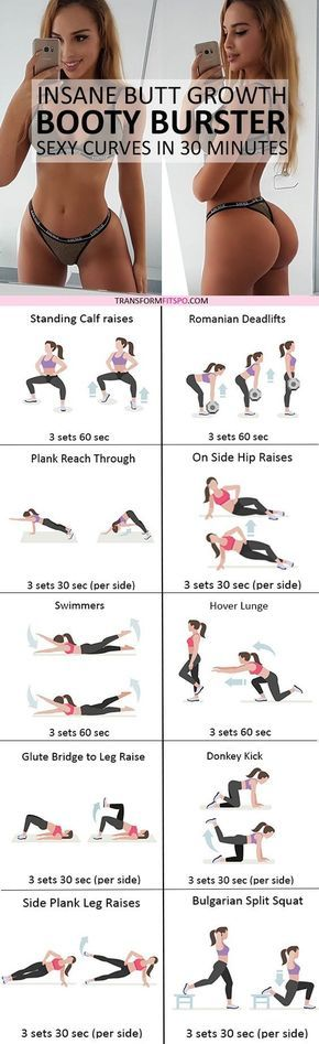 #womensworkout #workout #femalefitness Repin and share if this workout gave you insane butt growth! Click the pin for the full workout. by tracy sam