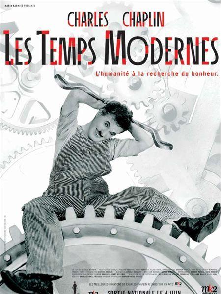 Les Temps modernes : un classique drôle et universel