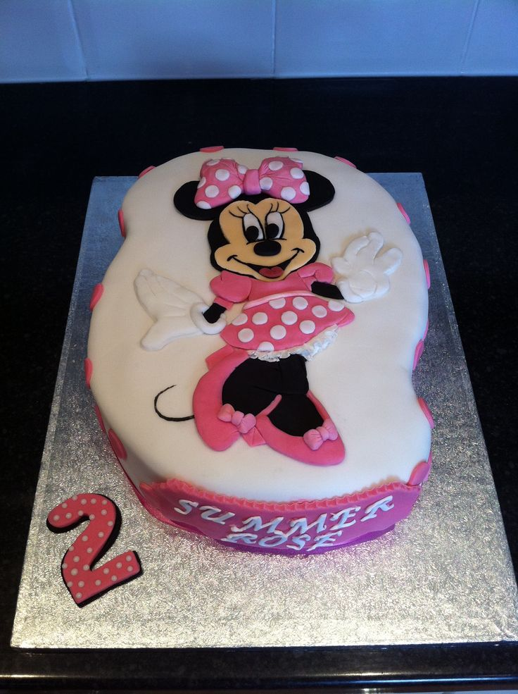 Were Inspired By Some Great Minni Mouse Cakes And Cupcakes I Have  more at Recipins.com