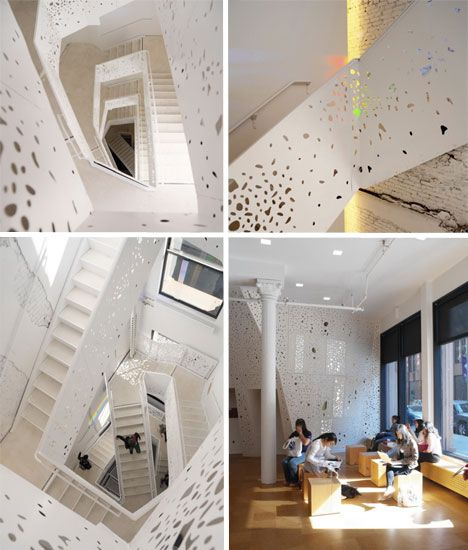 1000 images about cool school designs on pinterest for Interior design new york university