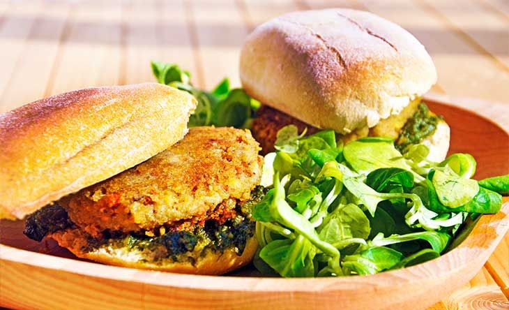These chickpea sandwiches are bursting with flavors! You'll also love ...