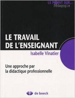 L'auteur étudie la notions de professionnalisme dans l'enseignement et prône l'expérience en classe. http://lc.cx/8e2