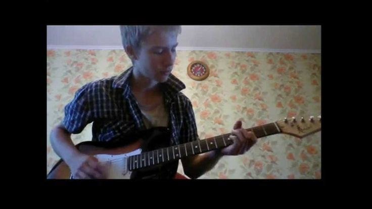 David Gilmour - Rattle That Lock Guitar Cover (Rhythm Cover)
