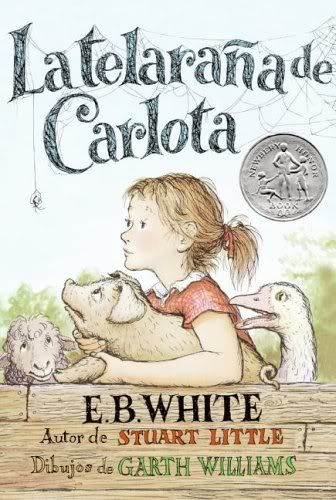 La telaraña de Carlota....Books in Spanish and great site for bilingual…