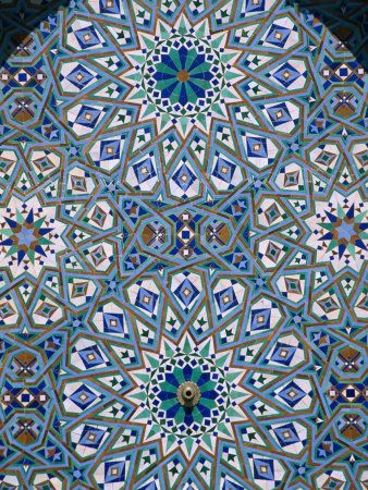 Hassan II Mosque (Arabic: مسجد الحسن الثاني). Casablanca, Morocco. 1993