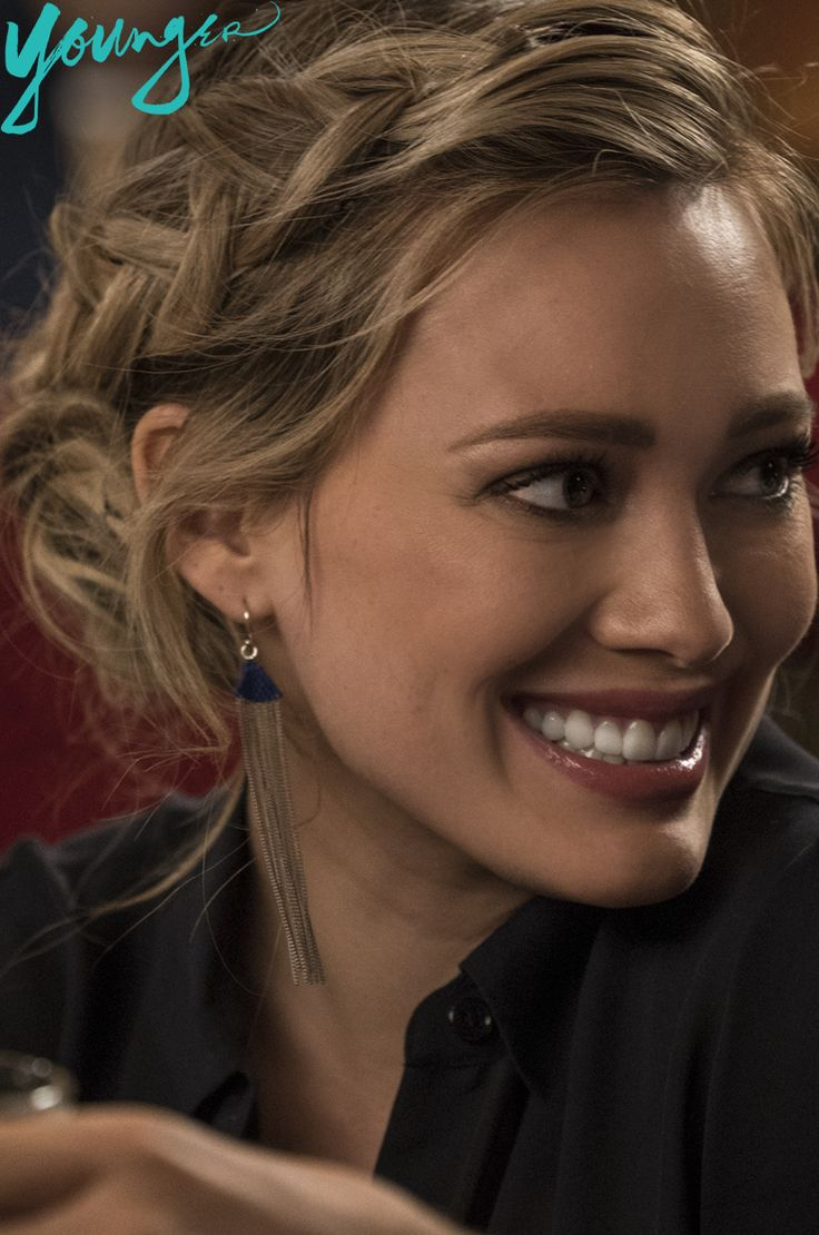 Hilary Duffs Smile Is Part Of The Reason We Love Her -3379