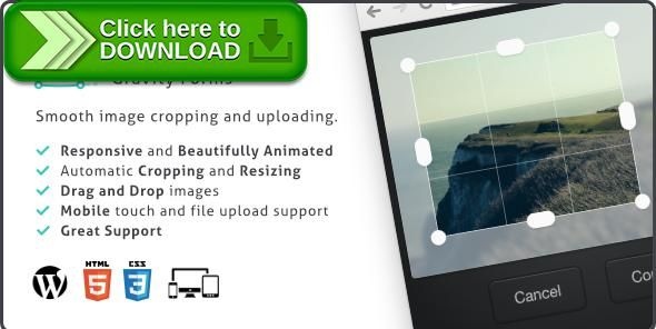 [ThemeForest]Free nulled download Slim Image Cropper for Gravity Forms, Photo Uploading and Cropping Plugin from http://zippyfile.download/f.php?id=53871 Tags: ecommerce, crop, cropper, cropping, editor, file, gravity forms, image, mobile, photo, picture, plugin, responsive, upload, wordpress