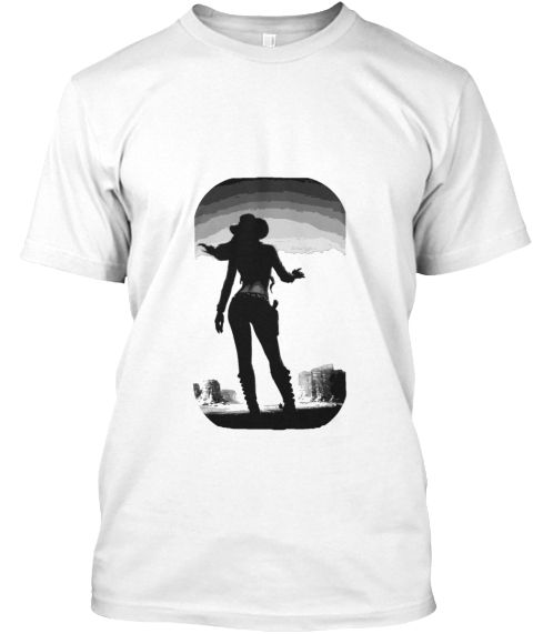 Easy Rider White T-Shirt Front