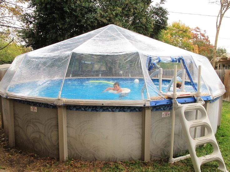 24 Above Ground Pools You Ll Want In Your Backyard Diy Swimming