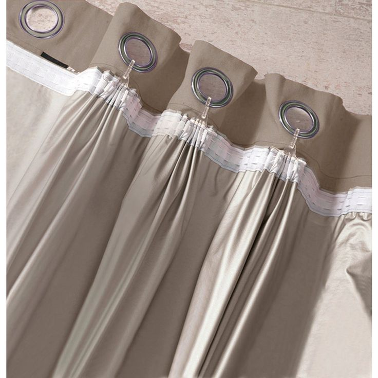 MESO Detachable Blackout Curtain Lining La Redoute Interieurs : Price,  Reviews And Rating, Delivery