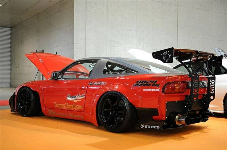 Nissan Silvia S15 For Sale >> Rocket Bunny | Nissan 240sx s13/s14/s15 silvia | Pinterest | Bunny, Cars and Jdm