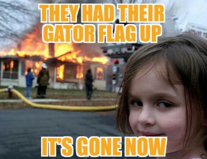 Go vols.. Gators suck..