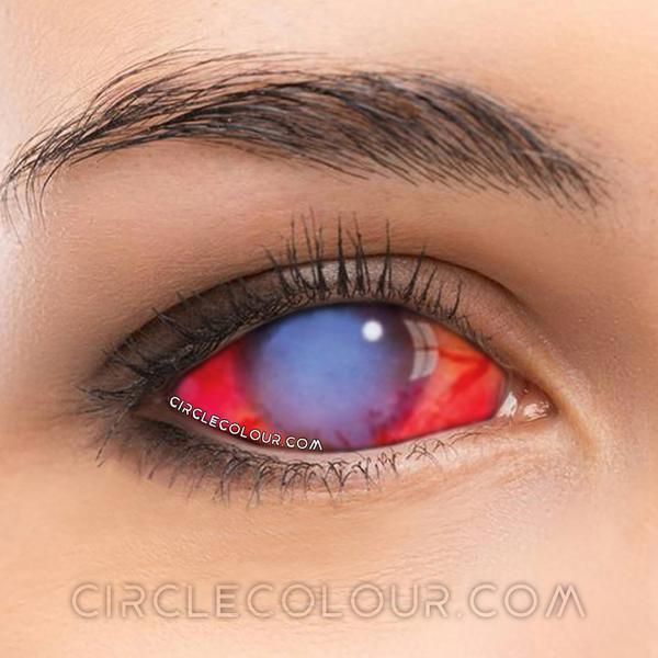 Circlecolour Com Cataract Blind Eyes 22mm Scleral Colored Contacts