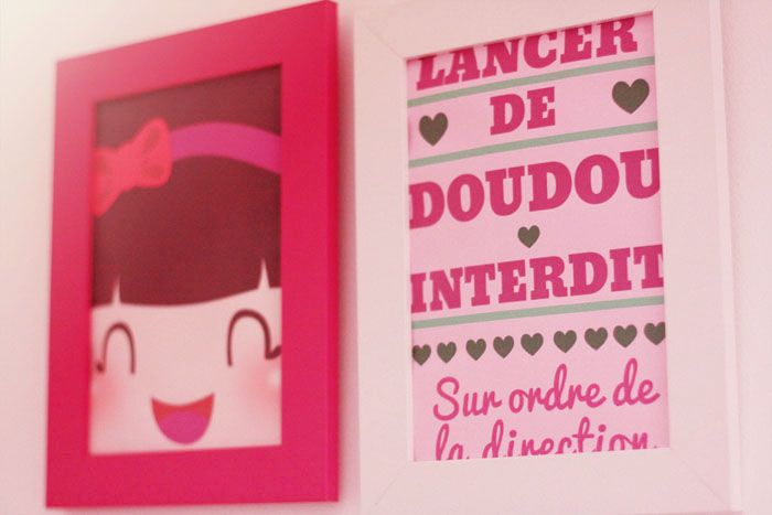 affiches home made