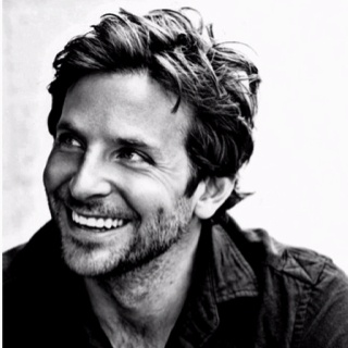 Bradly cooper...pretty sexy with curly hair