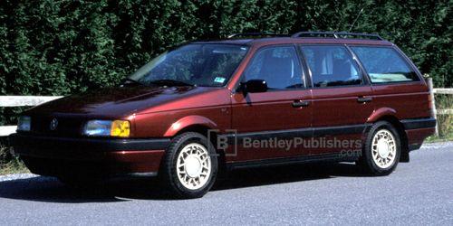 VW Passat GL Wagon 1991