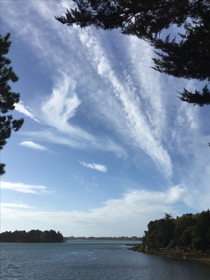 Sky île Berder