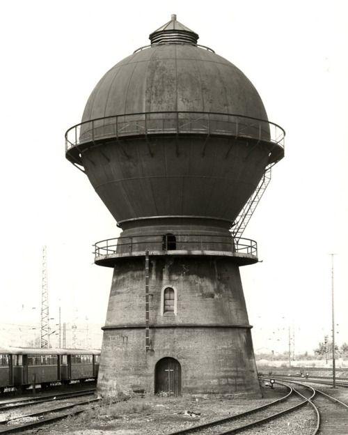 Bernd and Hilla Becher: Wassertürme (Water Towers)
