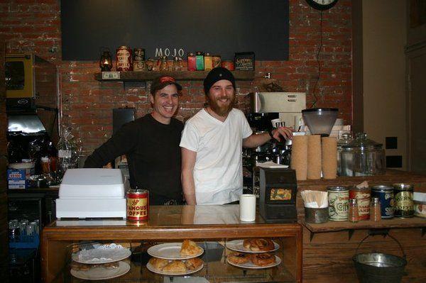 Mojo Cafe, West Villag, NY: