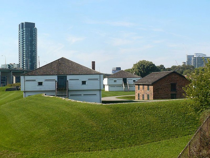 Designated a National Historic Site of Canada in 1923, Fort York is a historic site of military fortifications and related buildings on the west side of downtown Toronto. The fort was built by the British Army and Canadian militia troops in the late 18th and early 19th centuries, to defend the settlement and the new capital of the Upper Canada region from the threat of a military attack, principally from the newly independent United States.