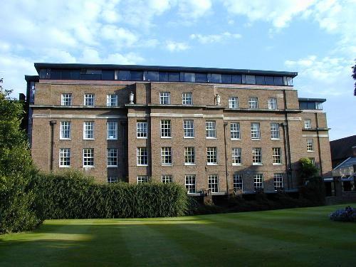 Sidney Sussex College: Garden Court (T.H. Lyon)