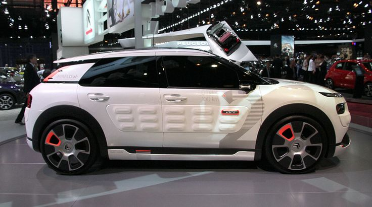 With the Cactus Airflow 2L, Citroen thinks it's found a way to bring the cost of hybrid technology down to earth using nothing but air. Based on a