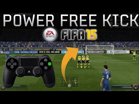 """http://www.fifa-planet.com/fifa-17-tips-and-tricks/fifa-15-power-distance-free-kick-tutorial-score-everytime-tips-tricks-fut-h2h-2/ - FIFA 15 Power (Distance) Free Kick Tutorial - Score """"Everytime"""" - Tips & Tricks FUT & H2H  FIFA 15 Tutorial – How to score power free kicks from longer distance. How to curl the ball and how to power up correctly. ►Buy Cheap & Safe FIFA 16 COINS – http://www.fifacoin.com/?aff=1800 – Discount Code """"Krasi"""" fo"""