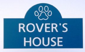 kennel sign  #Pet_Tag