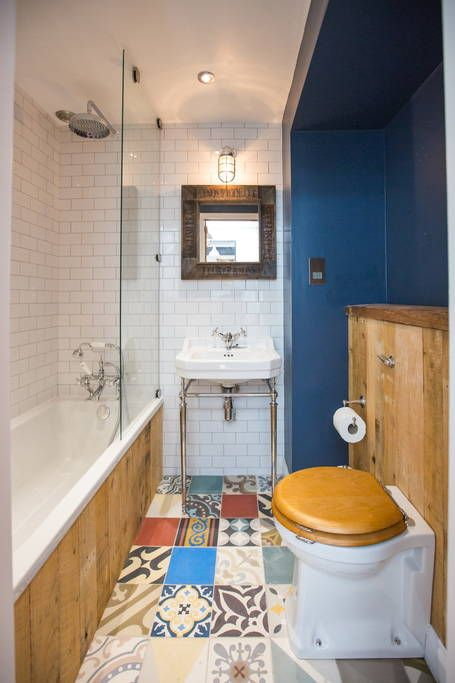 Sprawdź tę niesamowitą ofertę na Airbnb: Quirky Garden Apartment in Centre - Apartamenty do wynajęcia w: Brighton