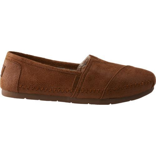 Skechers Women's Bobs Luxe Rain Dance Shoes (Copper/Brown, Size 8) - Women's Casual Shoes at Academy Sports