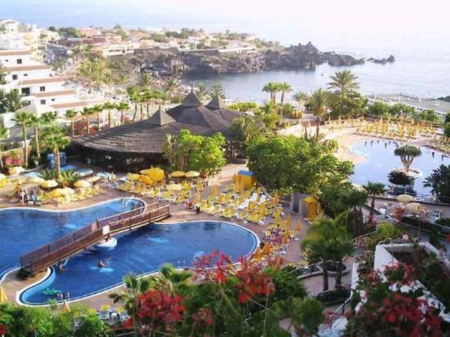Hotel Playa La Arena Los Gigantes, Tenerife