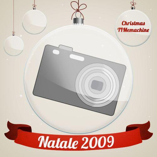 Un'altra innovazione che ha reso più facili i regali di Natale: la compatta! #ChristmasTIMemachine #TIM #gift #regali #Natale #macchinafotografica #compatta #idea