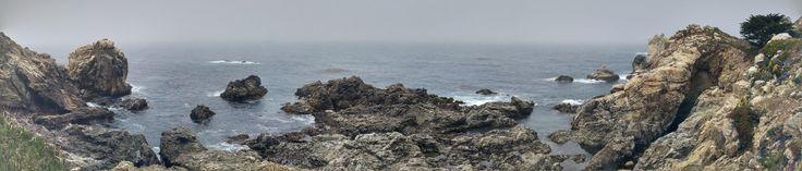 Big Sur California [OC] 6521 x 1396
