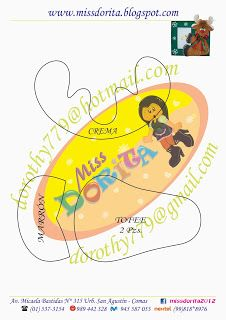Miss Dorita reno molde 2