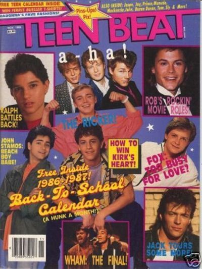 10 Magazine Covers From The 80s That Will Make You Feel Like You've Traveled Back In Time