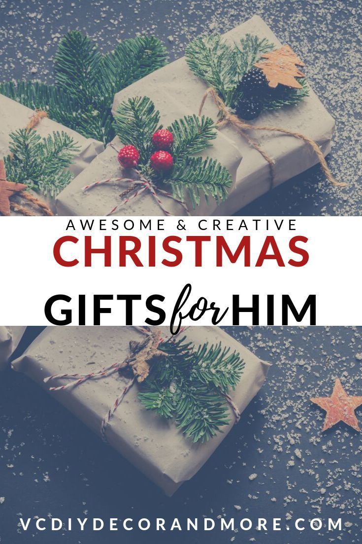 Christmas Gifts For Him Ideas Find Creative And Unique Christmas Gifts Fo Practical Christmas Gift Christmas Ideas For Boyfriend Christmas Gifts For Boyfriend