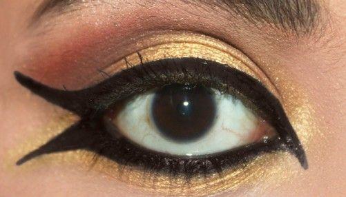 Greek Goddess Eye Makeup - Step-8