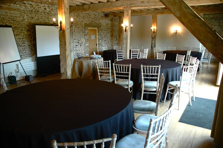 Small meetings in our #FlintBarn at #TheGranaryEstates
