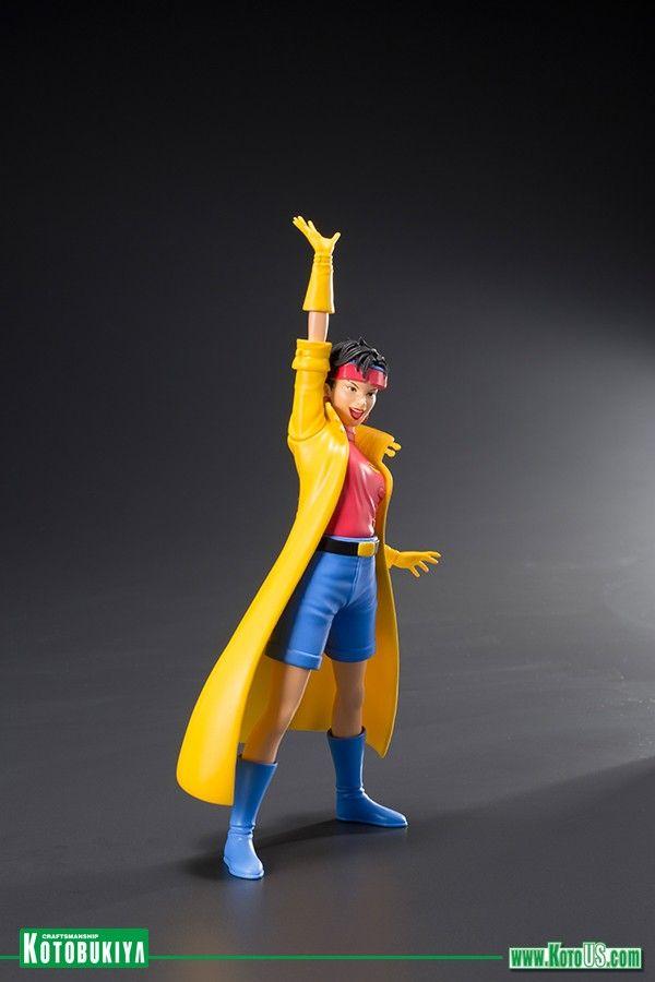 Marvel Universe X Men 92 Wolverine Jubilee Two Pack Artfx Statue Marvel Artfx Artfx Marvel Universe Statue X Men