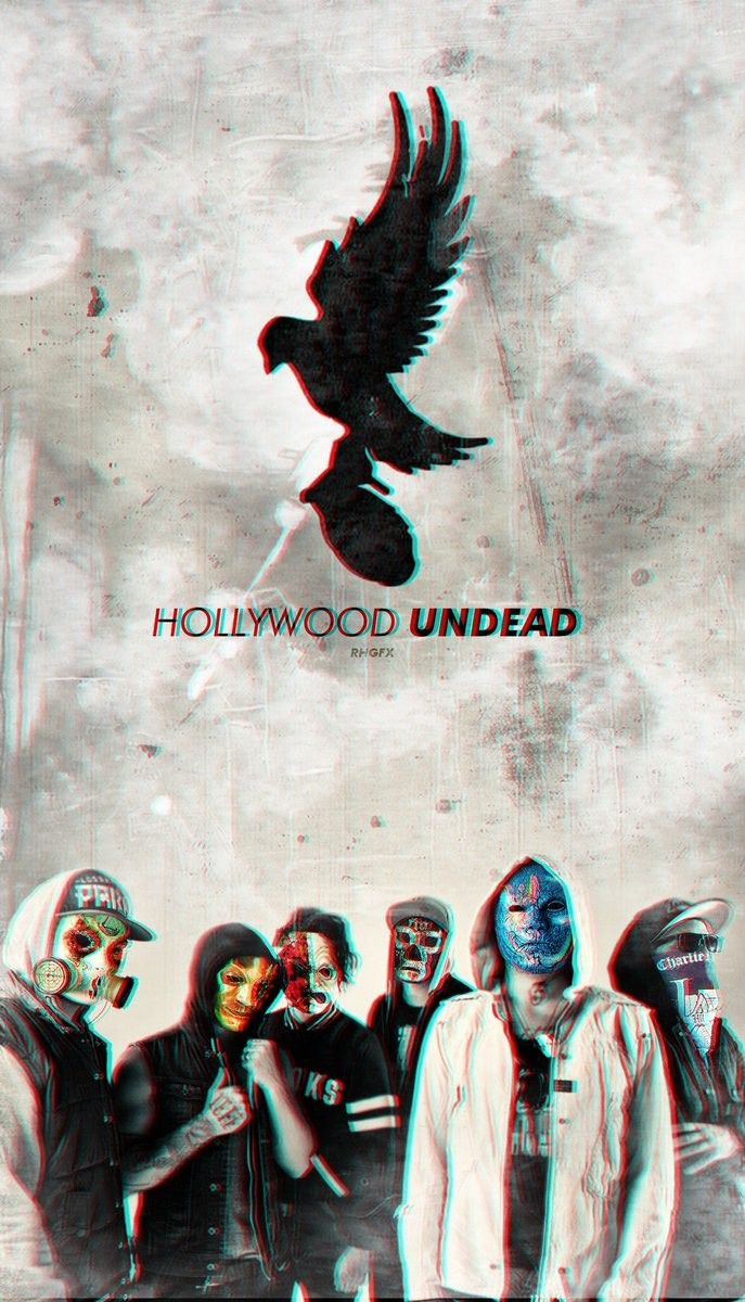 Wallpaper Hollywood Undead Hollywood Undead Undead Hollywood