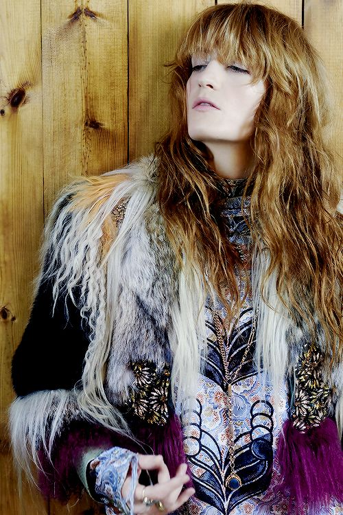 heyfuckthepeople: Florence Welch by Benni Valsson