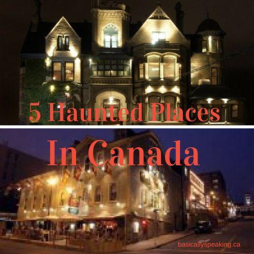 5 Haunted Places in Canada #Halloween #HauntedCanada #Canada #Spooky