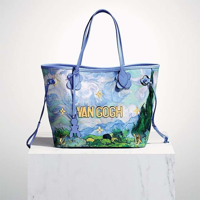 Louis Vuitton Reveals Collab With Jeff Koons #LVxKoons #LouisVuitton #JeffKoons #luxuryes