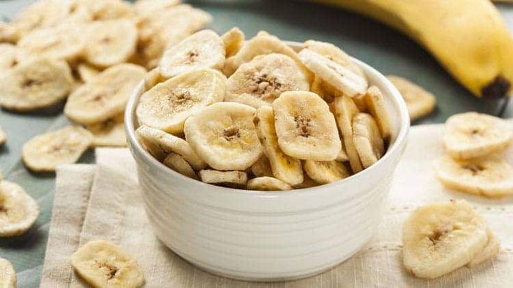 dehydrator recipes banana chips are so delicious