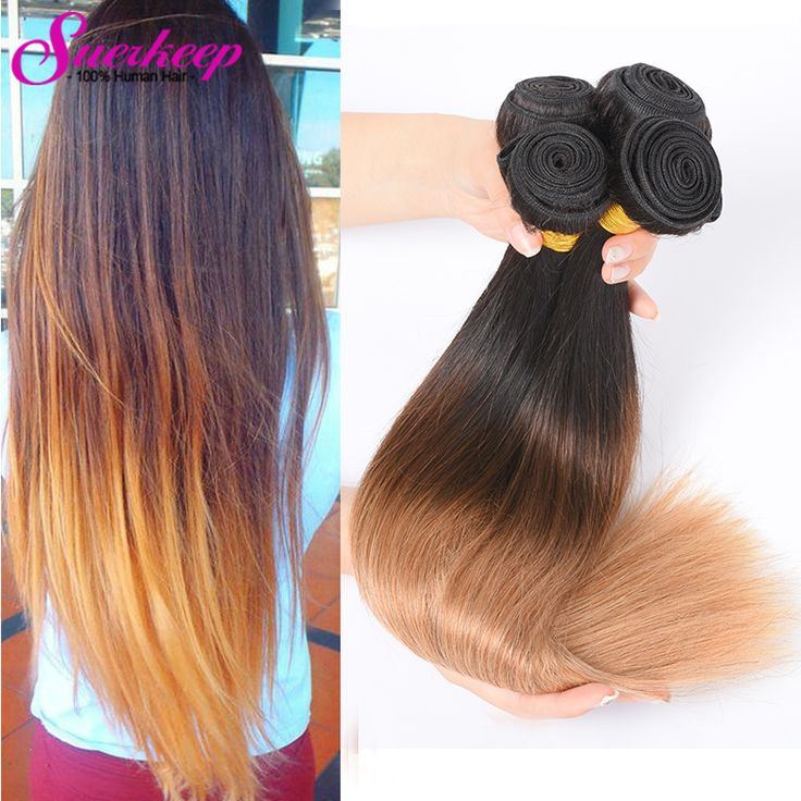 $27.52 (Buy here: https://alitems.com/g/1e8d114494ebda23ff8b16525dc3e8/?i=5&ulp=https%3A%2F%2Fwww.aliexpress.com%2Fitem%2F7A-Ombre-Brazilian-Virgin-Hair-Straight-Brazilian-Hair-Weave-Bundles-1B-27-Two-Tone-Brazilian-Weave%2F32705478809.html ) 7A Ombre Brazilian Virgin Hair Straight Brazilian Hair Weave Bundles 1B/27 Two Tone Brazilian Weave Hair Straight Brazilian Hair for just $27.52