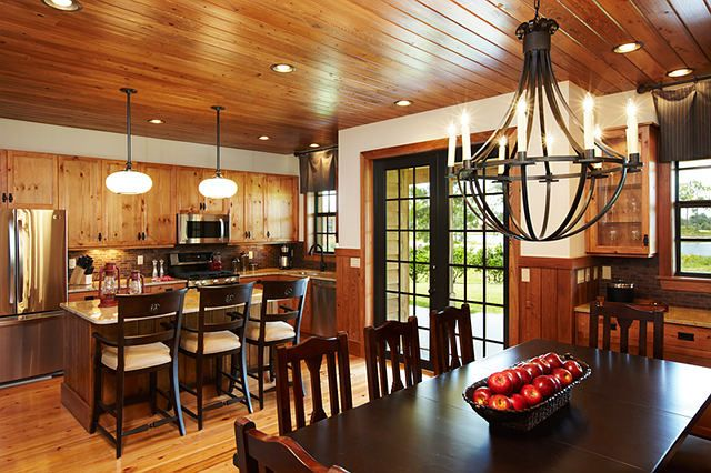87 Best Images About Mountain Cabin Interiors On Pinterest